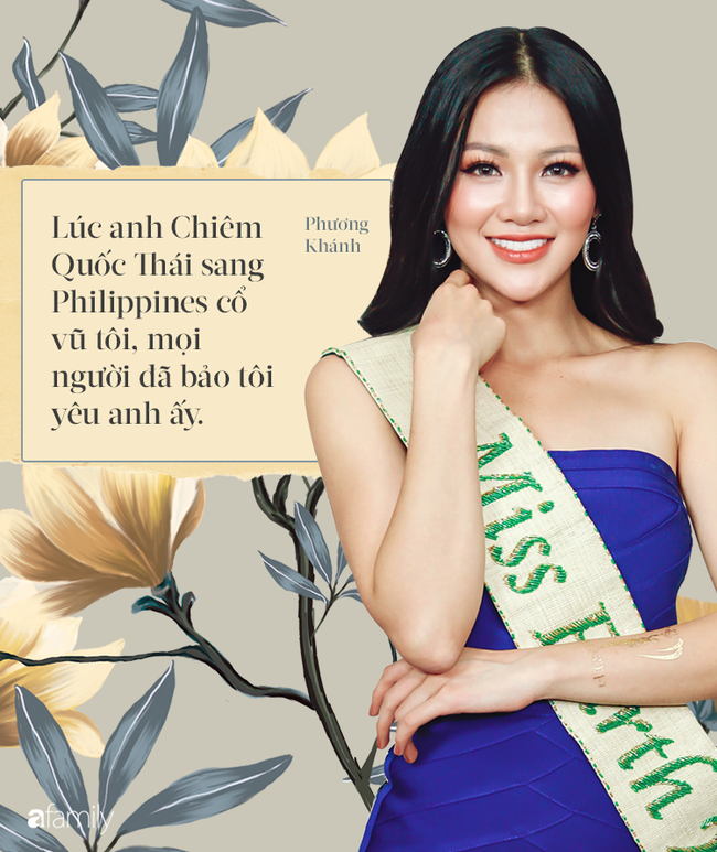 Phương Khánh đáp trả biệt danh em gái kết nghĩa của Ngọc Trinh: Bây giờ tôi là Hoa hậu Trái đất!-10