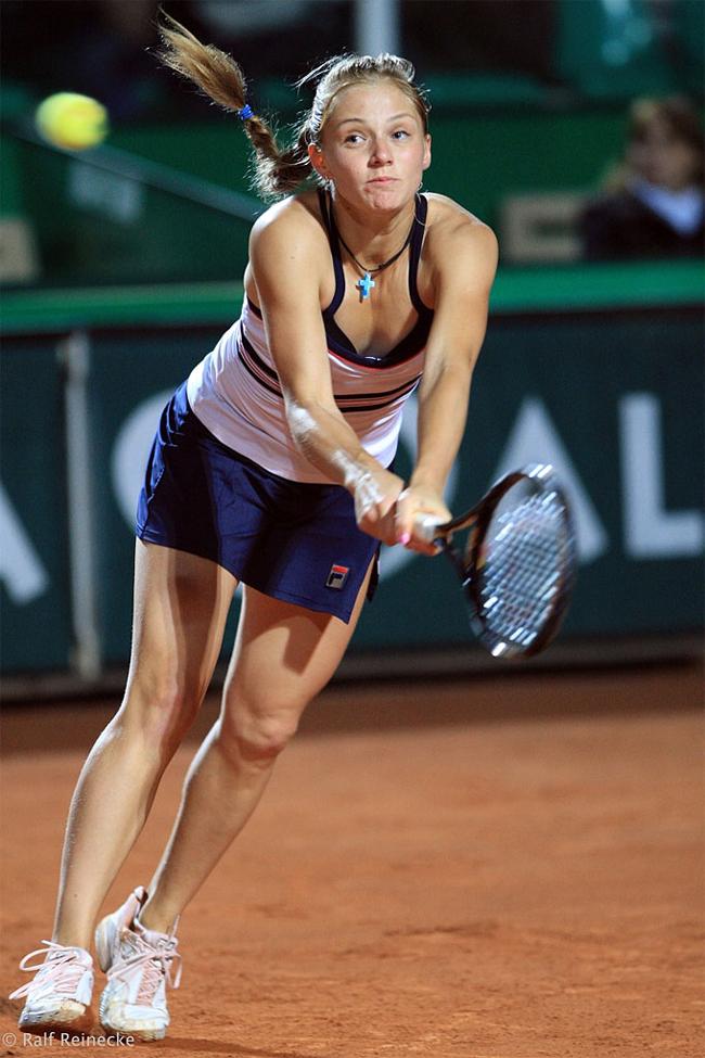 Nữ tay vợt tennis tuyệt đẹp bị cướp trói: Sự nghiệp tụt dốc-5