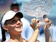 Nữ tay vợt tennis tuyệt đẹp bị cướp trói: Sự nghiệp tụt dốc