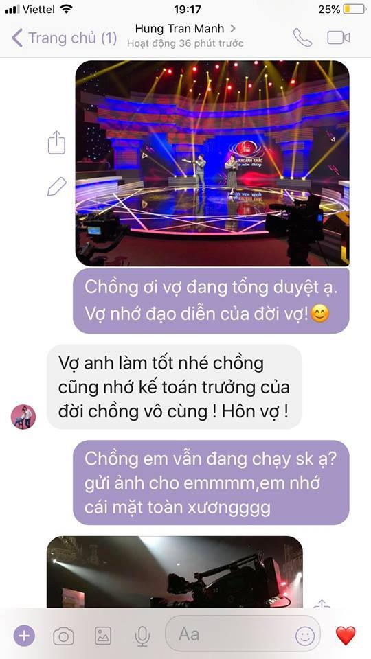 Trước khi công bố chia tay, MC Hoàng Linh vẫn liên tục cập nhật hình ảnh hạnh phúc với hôn phu lên Facebook-9