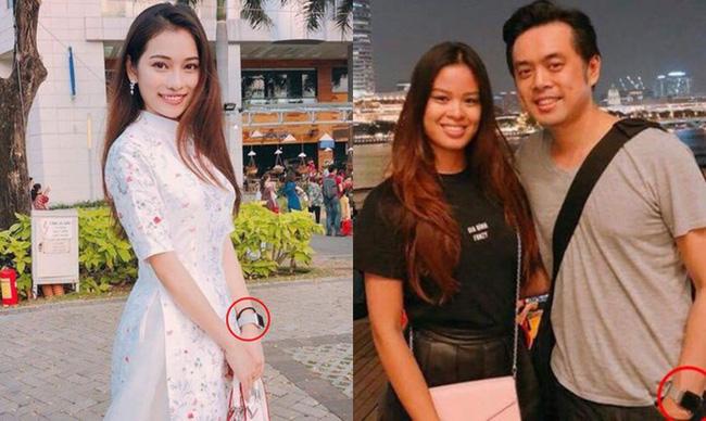 Sau hơn 1 năm chia tay Trang Pháp, Dương Khắc Linh chính thức thừa nhận mối quan hệ với Sara Ngọc Duyên-4