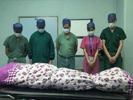 Cô gái 22 tuổi tử vong sau sinh con đã cứu sống 4 người