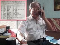 """PGS Bùi Hiền: """"Người ta đưa tôi vào quan tài, làm cáo phó đến 6 lần rồi"""""""