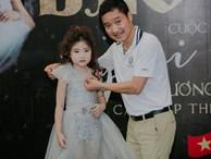 Bất ngờ trước vẻ chuyên nghiệp như người mẫu của cô út 6 tuổi nhà danh thủ Hồng Sơn