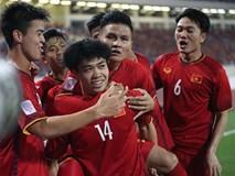 Xem lại bàn thắng Công Phượng mở tỷ số cho tuyển Việt Nam