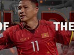 Một cầu thủ Việt Nam góp mặt và bứt phá như xe đua Công thức 1 trong cuộc bình chọn Cầu thủ hay nhất lượt 3 AFF Cup 2018-4