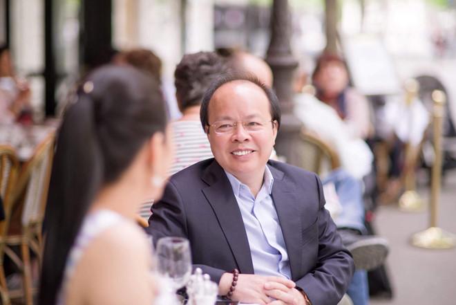 Ca sĩ Đinh Hiền Anh làm lễ cưới với Thứ trưởng Bộ Tài chính-2