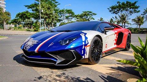 Minh Nhựa bán siêu xe Lamborghini Aventador SV 35 tỷ-3