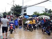 Mưa lũ, sạt lở ở Nha Trang khiến 12 người chết