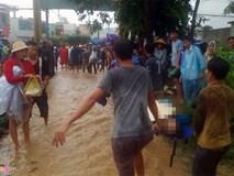 Hiện trường lũ cuốn, sạt lở làm 12 người tử vong ở Nha Trang