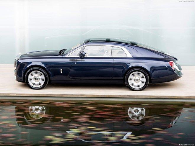 Top 10 xe hơi đắt nhất thế giới, Bugatti Chiron cũng phải đội sổ-1