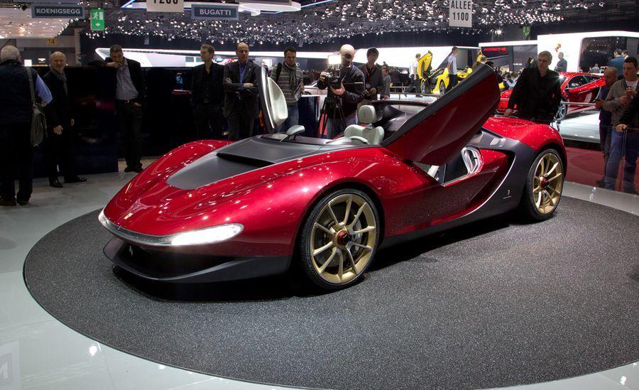 Top 10 xe hơi đắt nhất thế giới, Bugatti Chiron cũng phải đội sổ-12