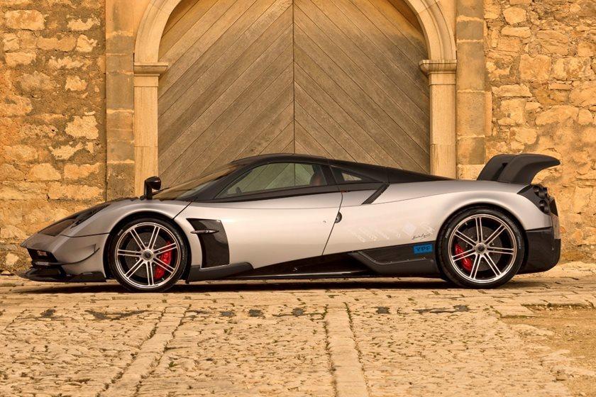 Top 10 xe hơi đắt nhất thế giới, Bugatti Chiron cũng phải đội sổ-13