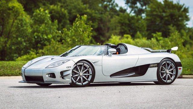 Top 10 xe hơi đắt nhất thế giới, Bugatti Chiron cũng phải đội sổ-6