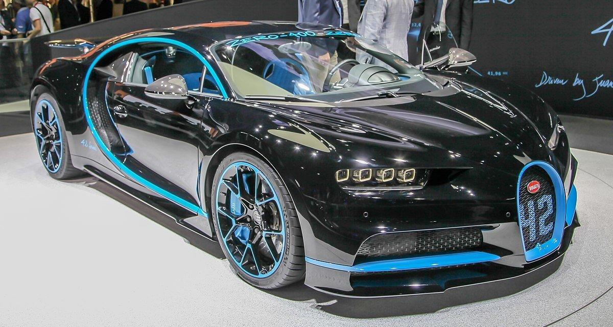 Top 10 xe hơi đắt nhất thế giới, Bugatti Chiron cũng phải đội sổ-14