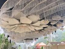 Xôn xao đám cưới khủng ở Cao Bằng: Trang trí 100% bằng hoa tươi, chỉ bắc rạp thôi đã ngốn 2,5 tỷ đồng
