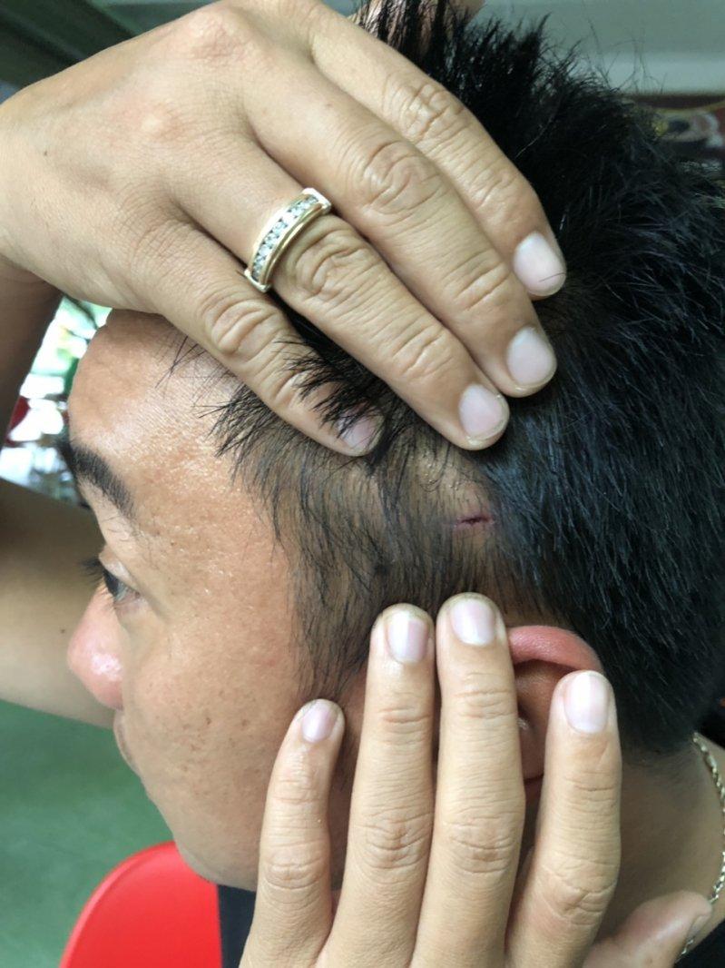 Bị tố đánh nhau với tài xế xe chở bò: CSGT Bình Định lên tiếng-1