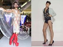 Hết Trần Chí Bằng đến 'siêu anh hùng' Erza Miller cùng loạt mẫu nam gây sốc khi tung ảnh diện nội y nữ tính