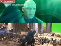 Sự thật đằng sau những cảnh quay hoành tráng của Harry Potter