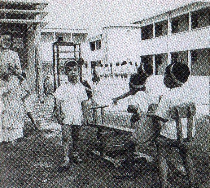 Lớp mẫu giáo canh tân đầu tiên ở Hà Nội cách đây hơn 70 năm-5