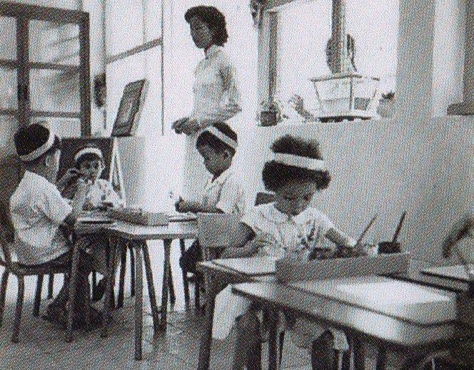 Lớp mẫu giáo canh tân đầu tiên ở Hà Nội cách đây hơn 70 năm-4