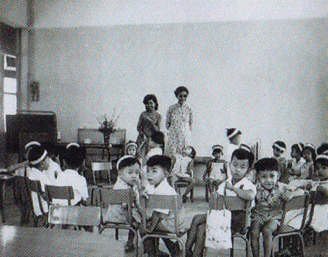 Lớp mẫu giáo canh tân đầu tiên ở Hà Nội cách đây hơn 70 năm-8