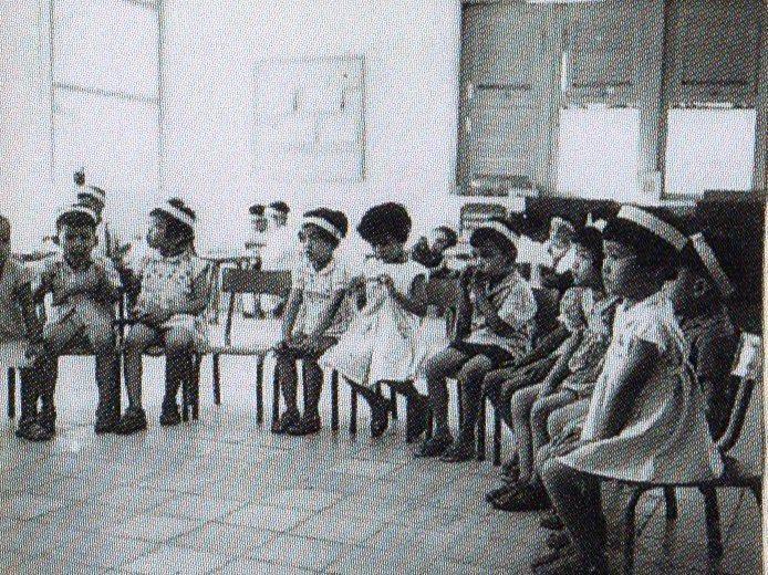 Lớp mẫu giáo canh tân đầu tiên ở Hà Nội cách đây hơn 70 năm-7