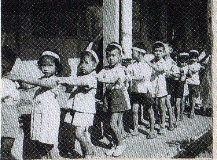 Lớp mẫu giáo canh tân đầu tiên ở Hà Nội cách đây hơn 70 năm-6