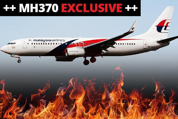 """Máy bay MH370 bốc cháy nhiều giờ trên trời như quan tài bay""""?-1"""