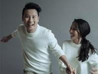 Vợ chồng Hoàng Bách hạnh phúc như thuở mới yêu trong bộ ảnh kỷ niệm 12 năm ngày cưới
