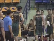 2 cầu thủ bóng rổ hành hung trọng tài bị trả về Cần Thơ ngay lập tức