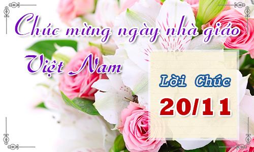 Những lời chúc hài hước tặng thầy cô ngày Nhà giáo Việt Nam 20/11-1