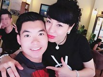 Nhan sắc nữ doanh nhân lớn tuổi vừa cưới Trương Nam Thành