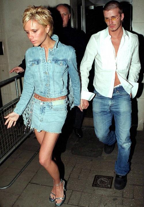Trước khi mặc đẹp nhất thế giới, Beckham từng lao đao vì mặc thảm họa-10