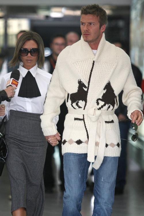 Trước khi mặc đẹp nhất thế giới, Beckham từng lao đao vì mặc thảm họa-11
