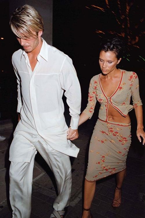 Trước khi mặc đẹp nhất thế giới, Beckham từng lao đao vì mặc thảm họa-12