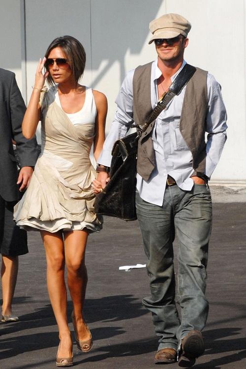 Trước khi mặc đẹp nhất thế giới, Beckham từng lao đao vì mặc thảm họa-13