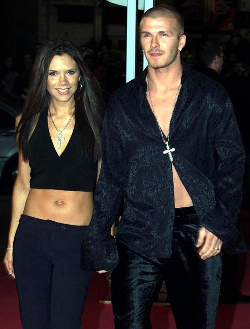 Trước khi mặc đẹp nhất thế giới, Beckham từng lao đao vì mặc thảm họa-2