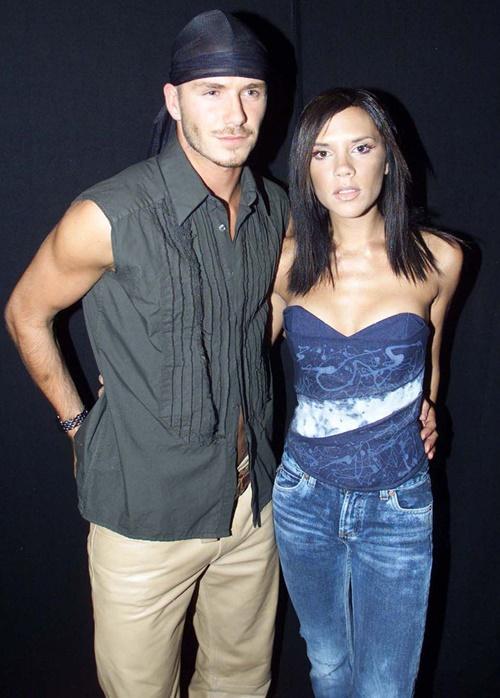 Trước khi mặc đẹp nhất thế giới, Beckham từng lao đao vì mặc thảm họa-3