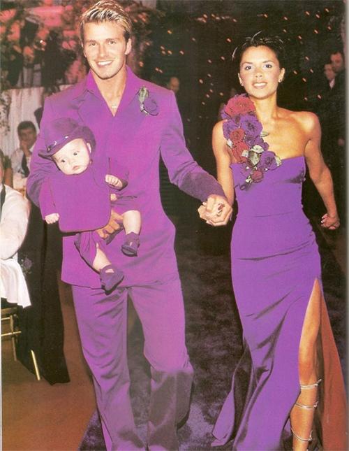 Trước khi mặc đẹp nhất thế giới, Beckham từng lao đao vì mặc thảm họa-9