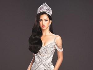 Lộ diện bốn chiếc đầm dạ hội Hoa hậu Tiểu Vy mang đến Miss World 2018