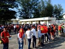 Tuyển Việt Nam đối mặt sức ép lớn từ CĐV chủ nhà Myanmar
