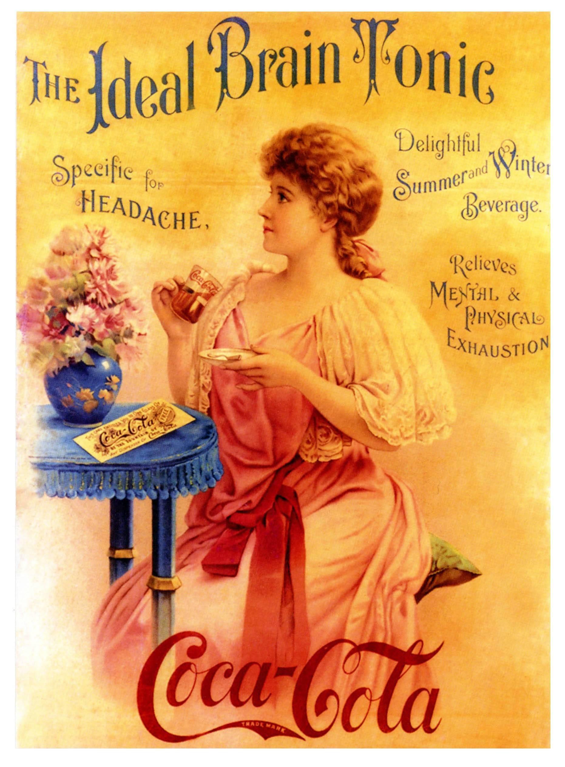 Cú rẽ bất ngờ: Coca và 7-Up từ thuốc đau đầu, thuốc an thần trở thành 2 thương hiệu giải khát đình đám như thế nào?-1