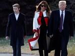 Người vợ quyền lực tài giỏi được ông Trump gọi là tri kỷ và đích thân tổ chức hôn lễ-6