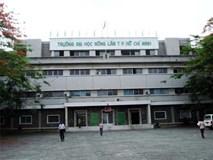 Nhờ người khác thi hộ, hàng loạt sinh viên ĐH Nông lâm TP.HCM bị đình chỉ