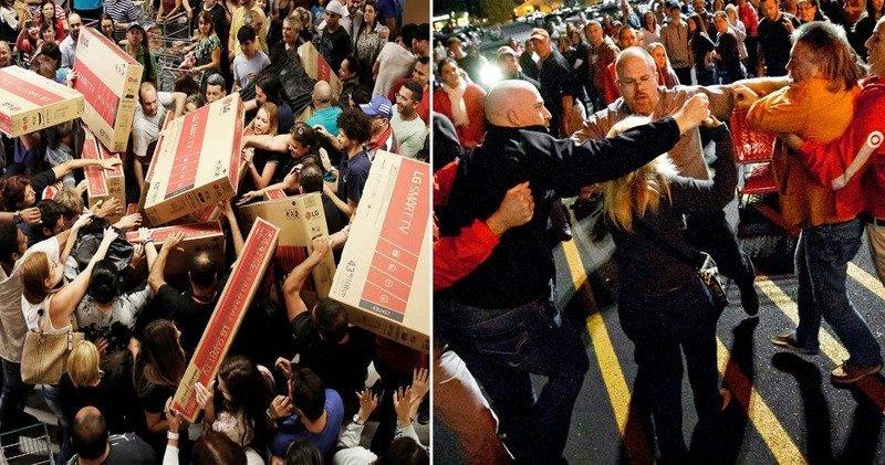 Tranh mua đồ giảm giá: Đám đông la hét, 1 người bị dẫm đạp đến chết-1
