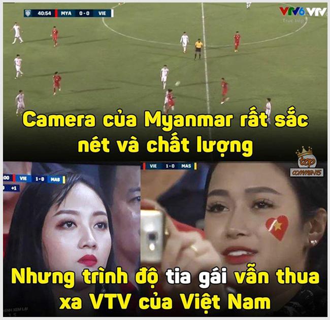 Dân mạng nổi điên khi trọng tài giúp Myanmar hòa Việt Nam-11