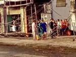Thông tin chính thức vụ xe bồn chở xăng lao vào nhà dân khiến 6 người chết, 19 căn nhà cháy rụi-4