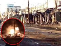 Thông tin chính thức vụ xe bồn chở xăng lao vào nhà dân khiến 6 người chết, 19 căn nhà cháy rụi