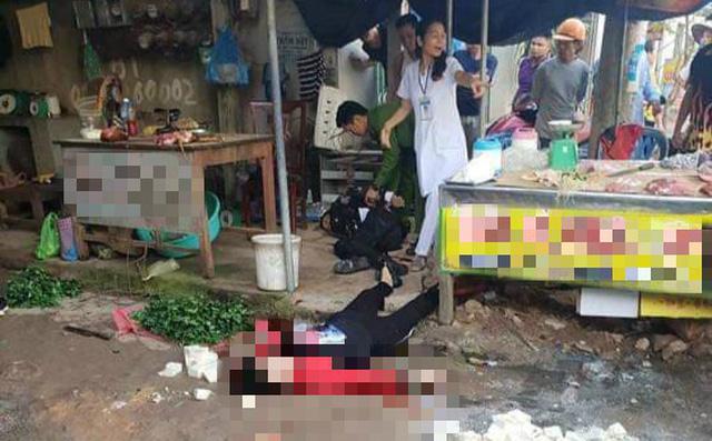 Nghi phạm rút súng bắn cô gái bán đậu giữa chợ đã tử vong sau 7 ngày cấp cứu-1